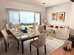 decorating ideas for small combined living and dining room