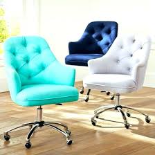 Non Swivel Office Chair Design Ideas Light Blue Desk Chair Stylish And Comfortable Computer Chair