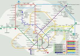 Boston T Map Pdf by Singapore Subway Map My Blog