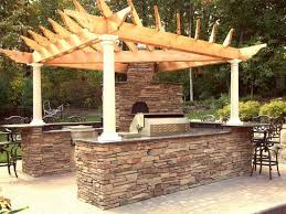 Outdoor Kitchen Designs With Pizza Oven by Top 25 Best Rustic Outdoor Kitchens Ideas On Pinterest Rustic