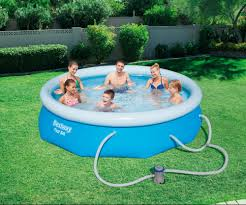 Intex Inflatable Swimming Pool Bestway 10 U0027 X 30