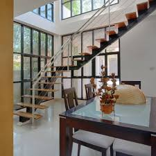 modern house stairs design