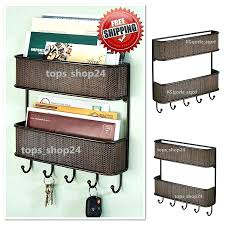 Wall Organizer Office Office Design Wall Mount Office Organizer Wood Wall Hanging