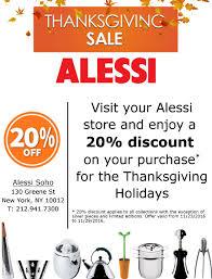 thanksgiving sale new york bargains