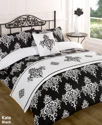 Bed In A Bag Duvet Cover Sets by Bed U0026 Bath Bed Linen Bed In A Bag A La Mode Duvet Quilt