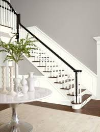 Paint Colors For Hallways And Stairs by Dulux Potters Wheel Paint With Jasmine White Rooms Pinterest