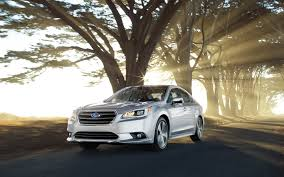 Subaru Legacy Redesign How Many Airbags In 2017 Subaru Legacy Safety Features And Score