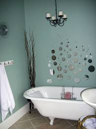 Large Round Glass Vase Bathroom Flower Themed Decorating Ideas For Bathroom With Framed