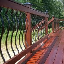 deck baluster image gallery decksdirect