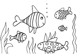 coloring pages sea fish coloring pages children deep sea