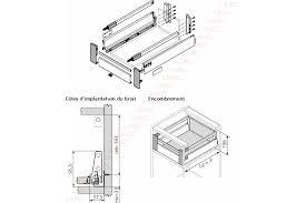 tiroir de cuisine en kit kit tiroir cuisine kit tiroir coulissant rangement pour tiroir