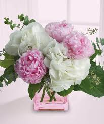 peony arrangement elegant peonies floral arrangement in minneapolis mn schaaf floral