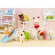 sylvanian families baby jungle gym toys