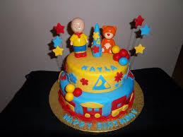 caillou birthday cake pictures of caillou birthday cakes criolla brithday wedding