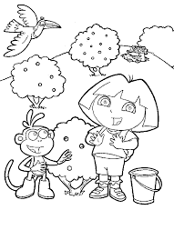 sesame street characters coloring pages cartoon coloring pages