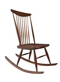 Rocking Chair Png George Nakashima Style Vintage Rocking Chair Chairish