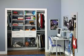closet organizing solutions amazing space