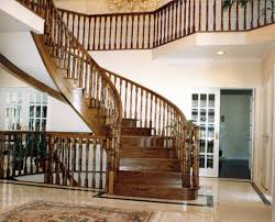 interior wooden railing stairs for lovely home wooden staircase