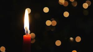dreidel lights hanuka dreidel spinning and falling stock footage 4175476
