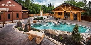 bain temper sauna finlandia banc thermea thermea saunas