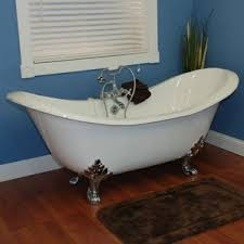 Oversized Bathtubs For Two Clawfoot Tubs You U0027ll Love Wayfair