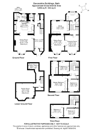 devonshire buildings bath somerset ba2 5 bed terraced house