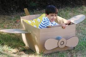 Airplane Halloween Costume Cardboard Box Airplane Crafts Kids Pbs Parents