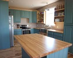 kitchen island top custom cut butcher block countertop butcher block island top