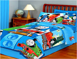 Thomas The Tank Duvet Cover Accessorize Kids Room Thomas The Train Bedding Set Full Size Home
