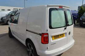 used 2016 volkswagen caddy c20 tdi only 7000 miles r line styling