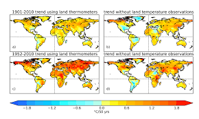 Lbl Map Special Feature Supercomputers Map Our Changing Climate