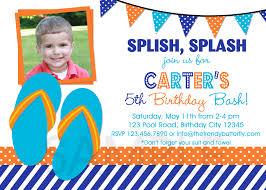 Personalised Birthday Invitation Cards Birthday Invites Extraordinary Customized Birthday Invitations