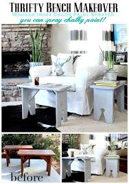 spray paint with wagner home decor sprayer bench spray painting