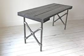 Diy Pipe Desk by Steel Pipe Desk Legs Oasis Amor Fashion