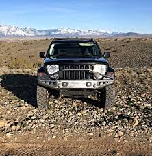 offroad jeep liberty at the helm fabrication home facebook