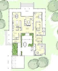 house plan ideas narrow lot house plans with courtyard narrow lot house design