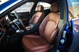 maserati blue interior review 2016 maserati ghibli s q4 canadian auto review
