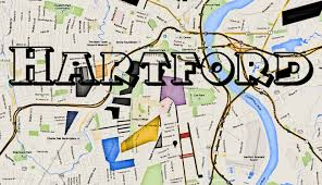 Gang Map Chicago by Map Of Hartford Gangs Hoods