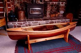 canoe coffee table for sale canoe table an impressive piece of work art pinterest canoeing