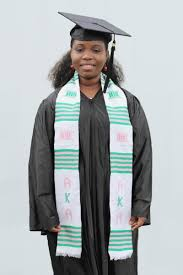 aka graduation stoles authentic woven alpha kappa alpha graduation kente cloth stoles