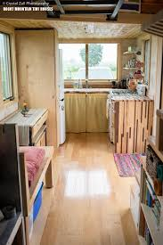 Four Lights Tiny House Cool Tiny House On Wheels With Bedrooms For Four Digsdigs