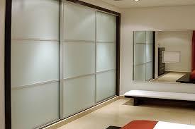 closet glass doors six panel glass door you can apply on sliding wardrobe doors for