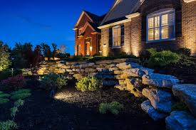 Landscape Lighting St Louis Outdoor Lighting Installation Service St Louis Dusk To