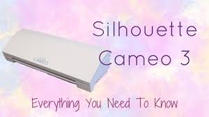 silhouette portrait amazon 2017 black friday silhouette cameo 3 review complete guide to the new cameo