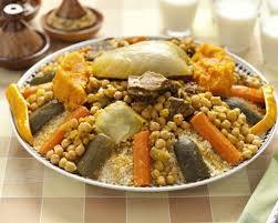 cuisiner couscous couscous à l agneau aux légumes et épices cuisine az