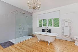 kerdi shower pan bathroom contemporary with bathroom doors