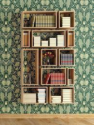 wallpaper that looks like bookshelves wallpaper that looks like bookshelves heraldic mielie pattern over
