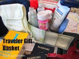 honeymoon gift basket travel gift basket doodles