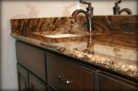 kitchen faucets for granite countertops kitchen granite countertops omaha with brown kitchen cabinet also
