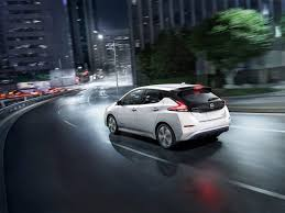 nissan leaf quarter mile all new 2018 nissan leaf unveiled u2013 the most important facts here